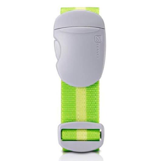 Bőrönd Heveder Neon Zöld