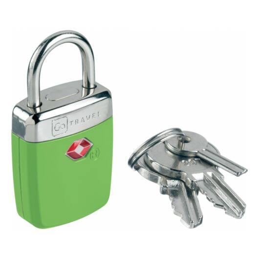 Kulcsos TSA Lakat - Zöld