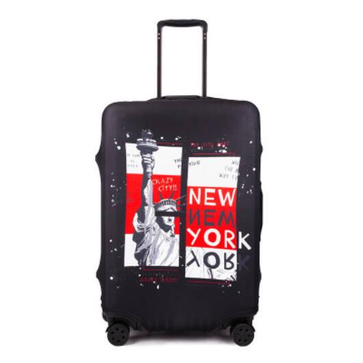 Elasztikus Bőrönd Huzat New York