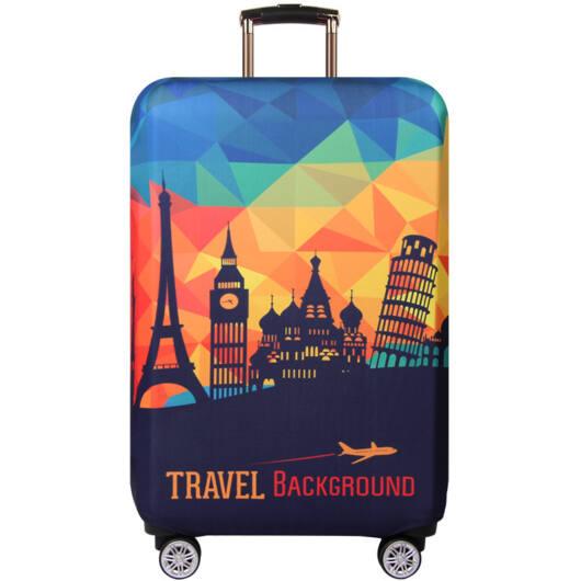 Elasztikus Bőrönd Huzat Európa