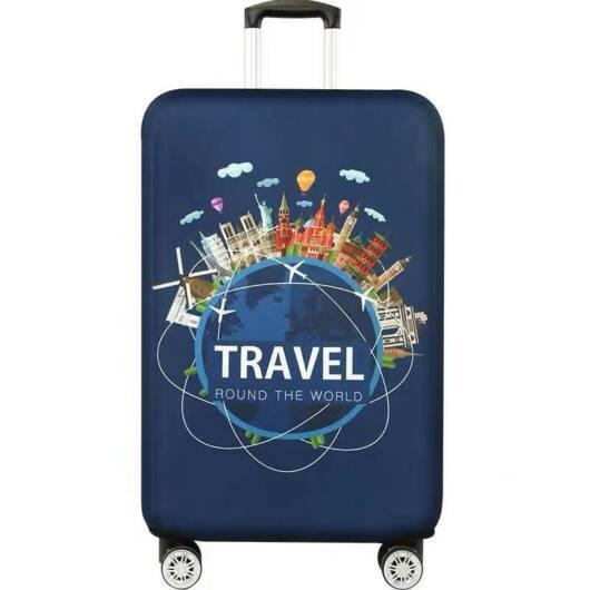 Elasztikus Bőrönd Huzat Travel