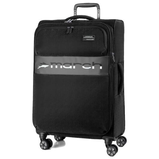 Mosaic Nagy bőrönd fekete