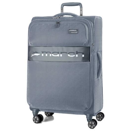 Mosaic Nagy bőrönd blue grey