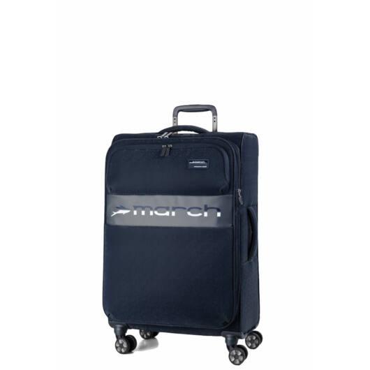 Mosaic bőrönd dark blue