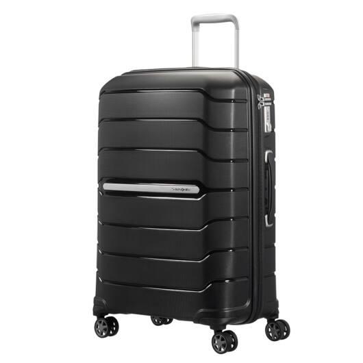 Flux Bővíthető Bőrönd