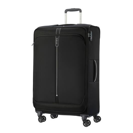 Popsoda Bővíthető Bőrönd