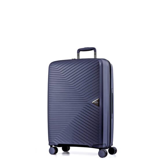 Gotthard Kabin bőrönd Kék