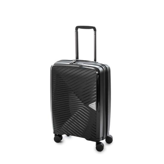 Gotthard Kabin bőrönd fekete
