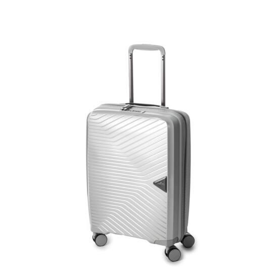 Gotthard Kabin bőrönd silver