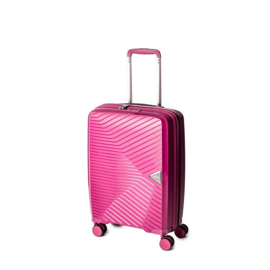 Gotthard Kabin bőrönd pink