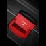 Kép 3/3 - Samsonite S'Cure 75cm Black/ Crimson Red