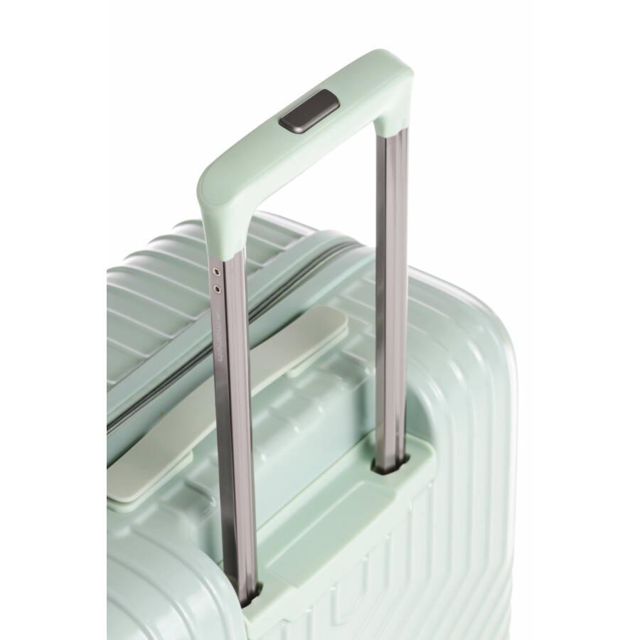 Prémium cipzár és lapos TSA zár