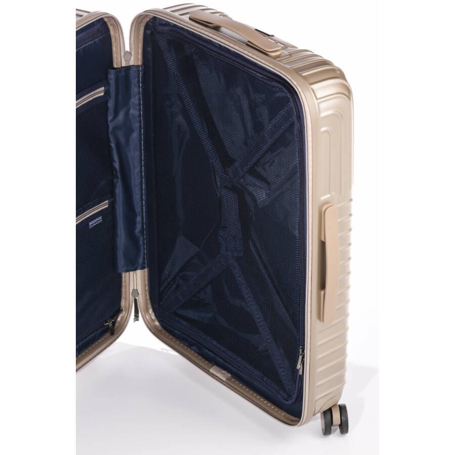 Prémium bőrönd