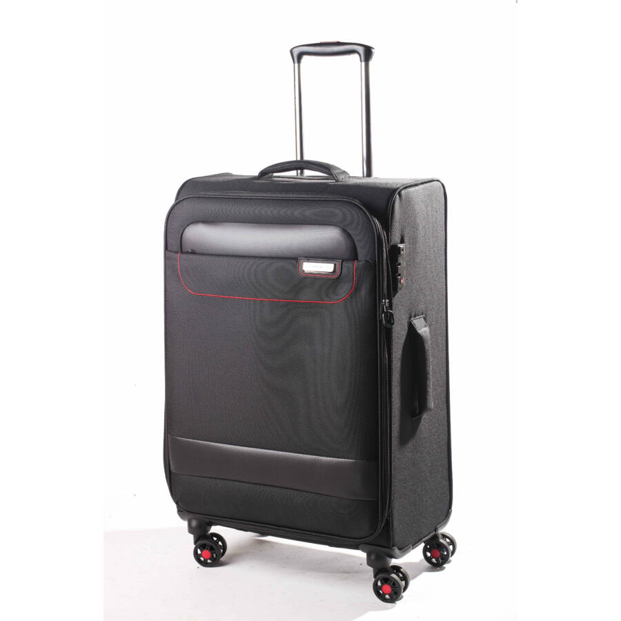 Tourer vászon bőrönd